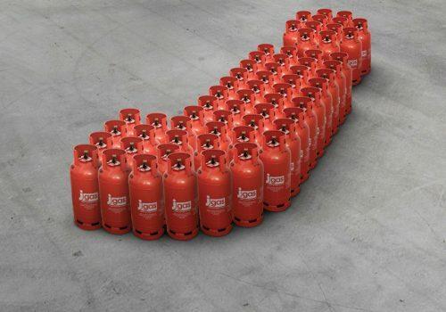 JGas-Bottles